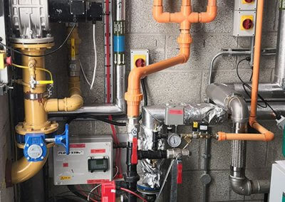 RESIDENTIAL SPRINKLER PUMP SET